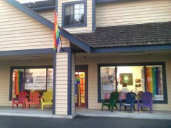 The North County LGBT Resource Center located in Oceanside.