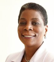 Ursula Burns, CEO of Xerox, and the first African-American woman to run a Fortune 500 company.