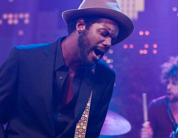 Austin guitarist Gary Clark, Jr. showcases his major labe...