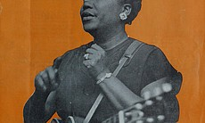 Sister Rosetta Tharpe on the cover of the Briti... (22934)