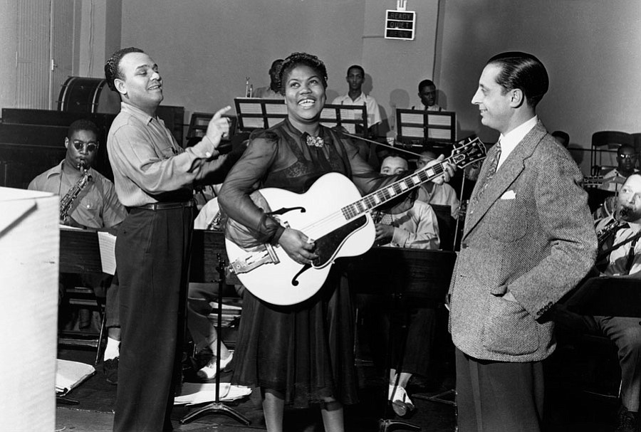 American Masters Sister Rosetta Tharpe The Godmother Of Rock
