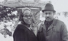 Sister Rosetta Tharpe with her third husband Ru... (22933)