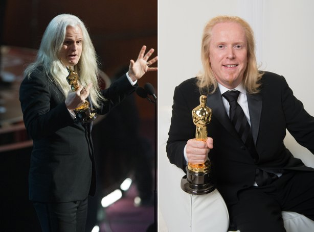 A throwback to 70s long hair? Claudio Miranda won for cinematography and Paul N. J. Ottosson won for sound editing.