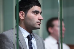 Mete Dursan as Georgios Stelikos in SCOTT & BAILEY.