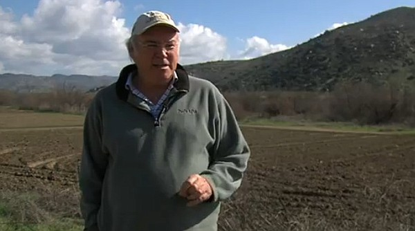 Bill Brammer, owner of BeWise Ranch in Escondido, has bee...