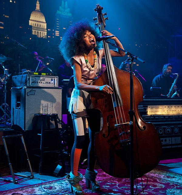 AUSTIN CITY LIMITS presents an hour with jazz/soul singer...