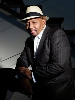 """Iconic soul and R&B vocalist and multiple Grammy Award-winning artist Aaron Neville performs songs from his upcoming doo-wop inspired album """"My True Story."""""""