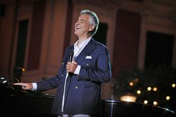 International superstar Andrea Bocelli delightS fans with a new concert of cl...