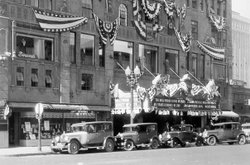 In 1929, two years after its grand opening, the California Theatre on 4th and...