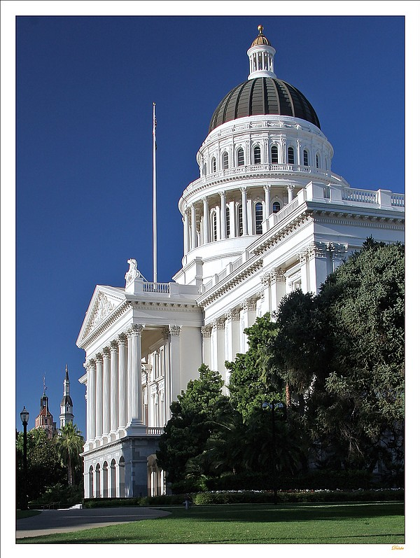 California State Capital, Sacramento CA