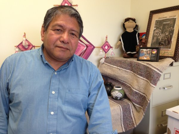 San Diego State University Chicano Studies Professor Isidro Ortiz said many y...
