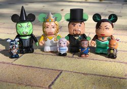 Disney-Oz hybrid memorabilia, ready to stock shelves in time for the much hyp...