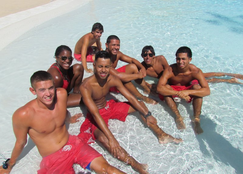 The Aquatics program in Phoenix is trying to recruit lifeguards that better r...