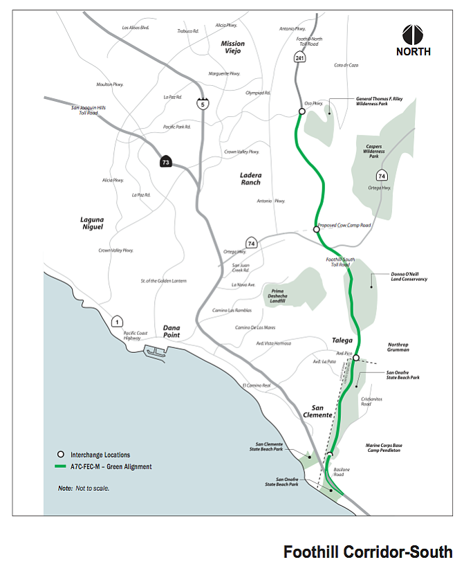 Controversial Foothill Toll Road Plan Reemerges | KPBS