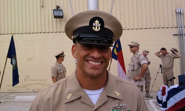 Chief Petty Officer Christian Michael Pike
