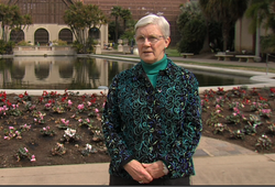 Nancy Carol Carter is a member of the Friends of Balboa Park and an amateur h...