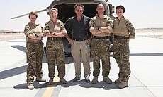 Presenter Michael Mosley with Medical Emergency... (23742)