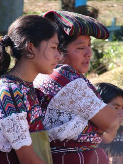 Thousands of Mayan women were raped by soldiers and paramilitaries during Gua...
