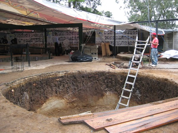 The Guatemalan Foundation for Forensic Anthropology has been digging up mass ...