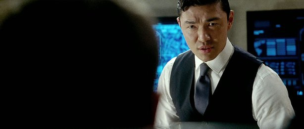 "Rick Yune stars as a North Korean terrorist who wants to bring the United States to its knees in ""Olympus Has Fallen."""