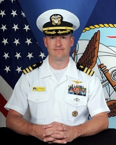 Navy Cmdr. Jason C. Stapleton