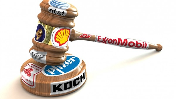 Corporate and foundation sponsors pay for judges to atten...