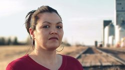 """Kind Hearted Woman"" profiles Robin Charboneau, a 32-year-old divorced single mother and Oglala Sioux woman living on North Dakota's Spirit Lake Reservation."