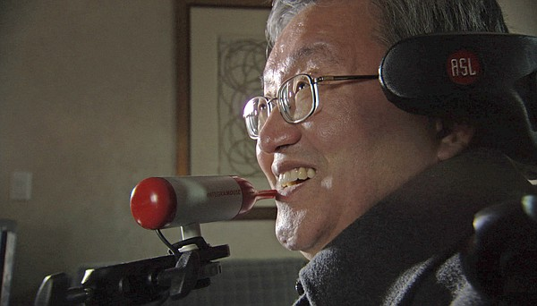 Sang-Mook Lee, a Korean professor and scientist who considers himself lucky d...