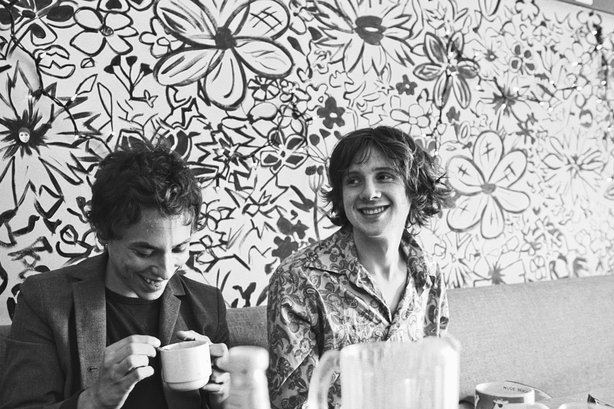 Indie-rock band Foxygen plays Soda Bar Saturday, March 31.