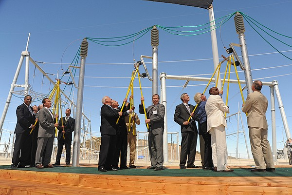 Dedication of the Sunrise Powerlink