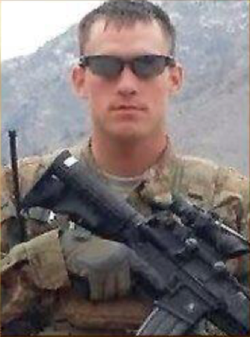Army Sgt. Michael Cable