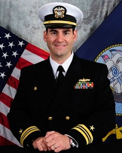 Lt. Cmdr. Mark Rice