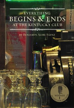"""Everything Begins and Ends at the Kentucky Club"" won the 2013 PEN/Faulkner Award."