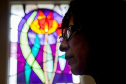 Cheryl Canson only recently sought help from a mental health professional for herself. She was diagnosed with depression. Until then, her only solace was attending church each Sunday.