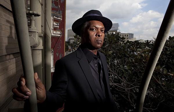 Booker T. Jones, music director and band leader for this celebration of Memph...