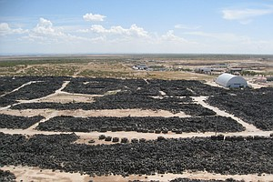 Recycling Cuts Down Mexican Used Tire Dumps