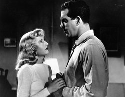 Barbara Stanwyck and Fred MacMurray in
