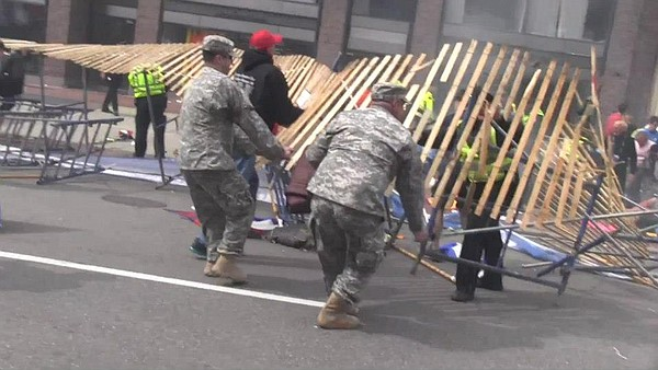 Team Ruck assists in chaotic aftermath of Boston Marathon...