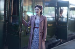 """Sophie Rundle stars as Lucy in """"The Bletchley Circle."""""""
