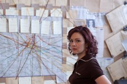 """Rachael Stirling stars as Millie in """"The Bletchley Circle."""""""