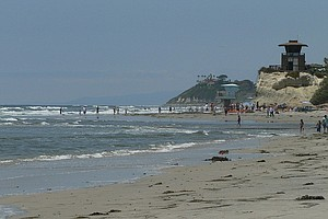 Cardiff State Beach Named Dirtiest In San Diego County