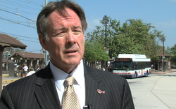 Paul Jablonski, CEO of the Metropolitan Transit System, said the Compass Card...