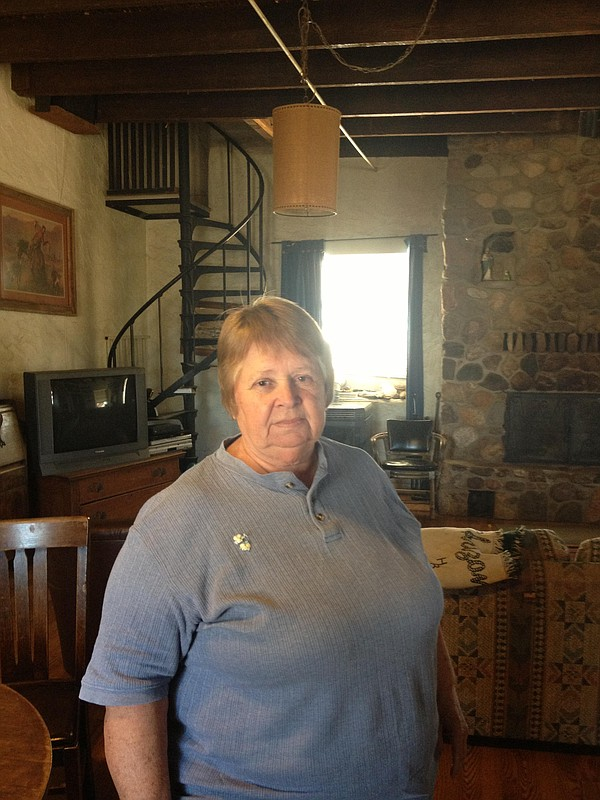 People like Pat King, whose family ranches 40 miles from the border, will ser...