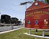 Electrical Substation Fire Puts Portions Of Camp Pendleton In The Dark