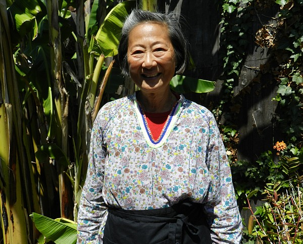 Chef, author and restauranteur, Su-Mei Yu.