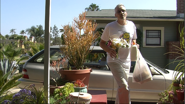 Timmy Burleson delivers meals, milk and flowers to a Spec...