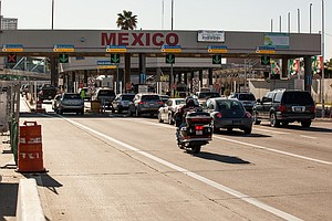 What Will The 57-Hour Closure Of San Ysidro Border Crossing Mean For San Dieg...