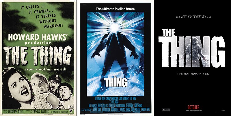 an analysis of the thing from another world movie