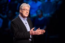Sir Ken Robinson, social activist, educator and most-watched TED Talk speake...