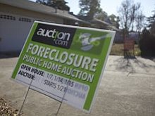 Report: 'Foreclosure Starts' On The Rise In California